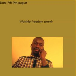 Let's take our Dominion to the right positions and worship beyond boundaries